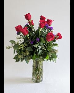 A Dozen Premium Roses