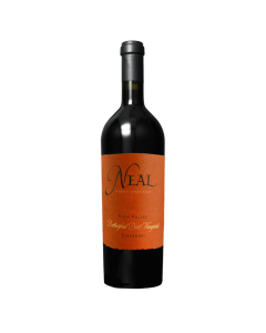 NEAL RUTHERFORD DUST VINEYARDS ZINFANDEL