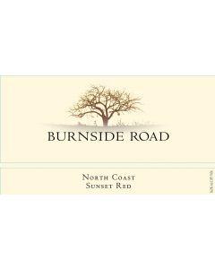 Burnside Road North Coast Sunset Red